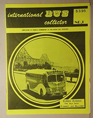 International Bus Collector, #1 [With] Original Prospectus: Redden, Robert