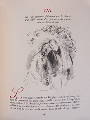 Les Papiers posthumes du Pickwick Club -: DICKENS (Charles)