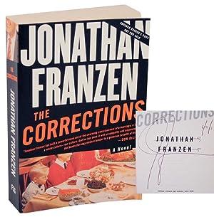 The Corrections (Signed Advance Reading Copy): FRANZEN, Jonathan