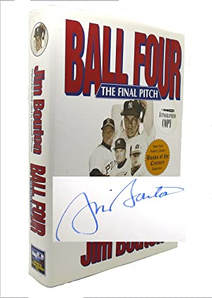 BALL FOUR Signed: Jim Bouton