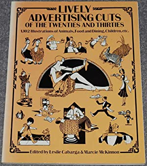 Lively Advertising Cuts of the Twenties and Thirties (Dover Pictorial Archive)