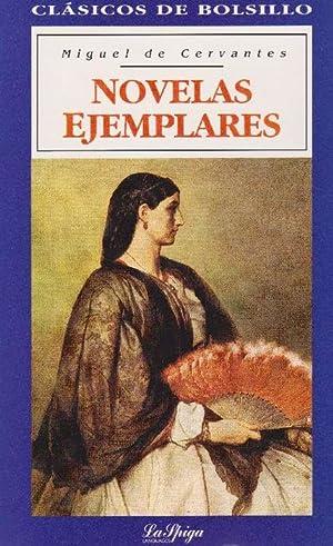 Novelas ejemplares.: Cervantes, Miguel de