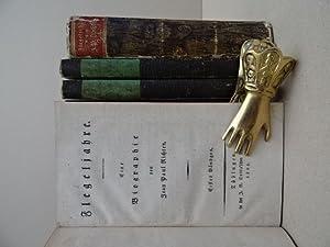 Flegeljahre. Eine Biographie. 4 Bände. Tübingen, Gotta,: Jean Paul (d.i.