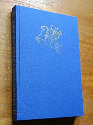 The Fanfrolico Press: Satyrs, Fauns and Fine: Arnold, John