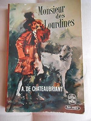 Bild des Verkäufers für Monsieur de Lourdines zum Verkauf von Frederic Delbos