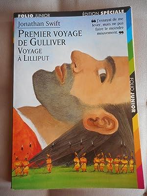Image du vendeur pour Premier voyage de Gulliver - Voyage a Lilliput mis en vente par Frederic Delbos