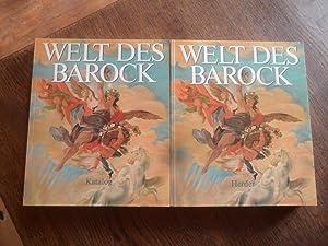 Welt des Barock.: Feuchtmüller, Rupert und