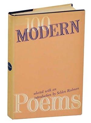 100 Modern Poems: RODMAN, Selden