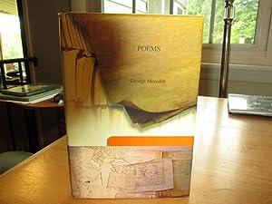 Poems: George Meredith