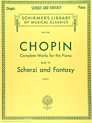Scherzi; Fantasy in F Minor: Schirmer Library