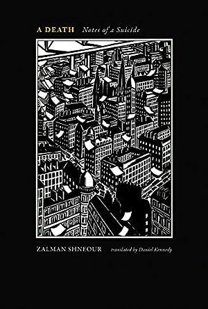 Bild des Verkäufers für A Death: Notes of a Suicide zum Verkauf von booksXpress