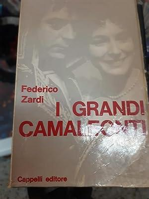 I GRANDI CAMALEONTI: FEDERICO ZARDI