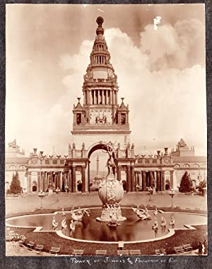 [Panama-Pacific International Exposition photo album.]