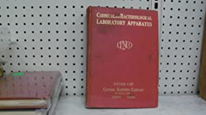 CHEMICAL AND BACTERIOLOGICAL LABORATORY APPARATUS CATALOG C-227: Central Scientific Company