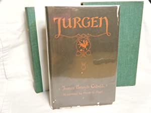 Jurgen: a Comedy of Justice. Introduction by: Cabell, James Branch;
