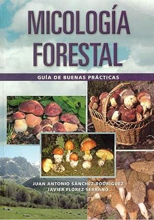 Micología forestal. Guía de buenas prácticas: Sánchez Rodríguez, Juan