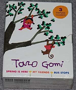 Spring is Here ; My Friends ; Bus Stops [Board Book Boxed Set]