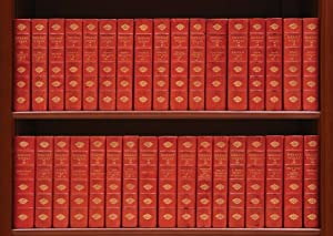 The Works. In thirty-four volumes. With introductions,: DICKENS, Charles.
