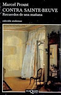 Contra Sainte Beuve - Proust, Marcel: Proust, Marcel