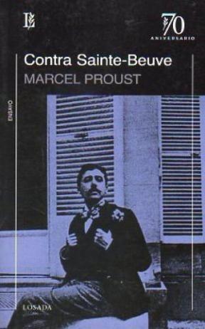 Contra Sainte-beuve: Proust, Marcel
