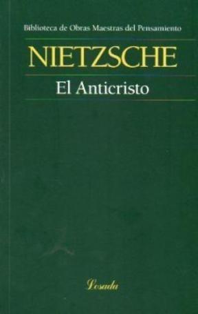 Anticristo, El: Nietzsche, Friedrich