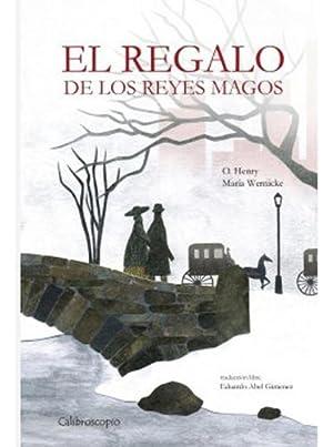El Regalo De Los Reyes Magos -: Albertine, Germano Zullo