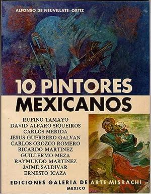 10 Pintores Mexicanos: De Neuvillate-Ortiz, Alfonso