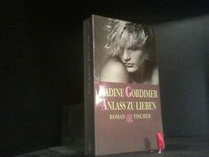 Anlass zu lieben: Nadine, Gordimer:
