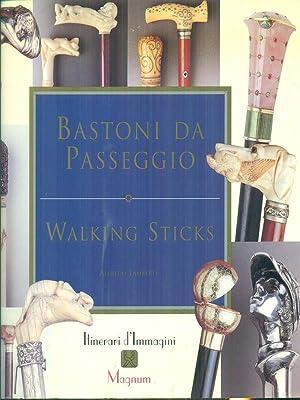 Bastoni da passeggio Walking sticks: Lamberti, Alfredo