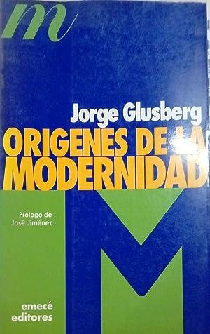 Origenes de La Modernidad: Moderno-Premoderno, de Perrault: Glusberg, Jorge
