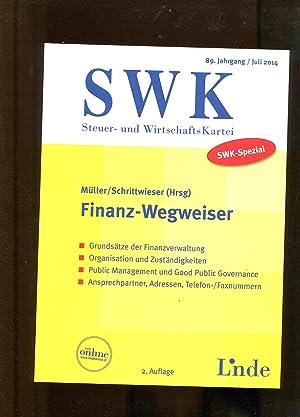 Bild des Verkäufers für SWK-Spezial Finanz-Wegweiser. zum Verkauf von Antiquariat Buchkauz