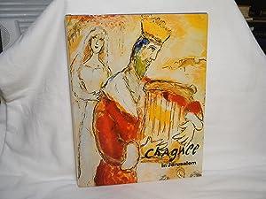 Chagall in Jerusalem: Chagall, Marc
