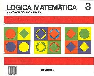 Lògica matemàtica 3: Roca i Baró,