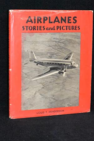 Airplanes: A Children's Picture Book of Airplanes and Stories About Them