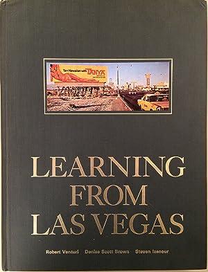 Learning from Las Vegas: Ventur Robert, Scott