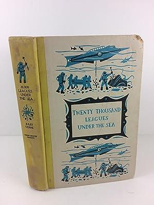 Twenty Thousand Leagues Under the Sea, Junior: Jules Verne