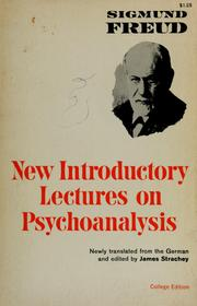 New Introductory Lectures on Psycho-Analysis (The Standard Edition) (Complete Psychological Works...