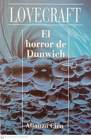 El horror de Dunwich: H.P. Lovecraft
