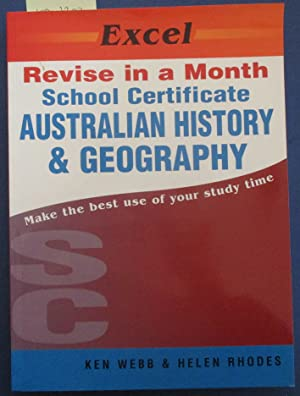 School Certificate Australian History & Geography (Excel Revise in a Month)