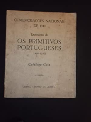 Comemorações Nacionais de 1940 - Exposição de: Santos (Reinaldo dos