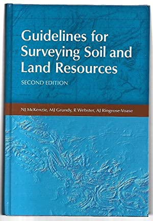 Guidelines for Surveying Soil and Land Resources.: McKenzie, NJ &