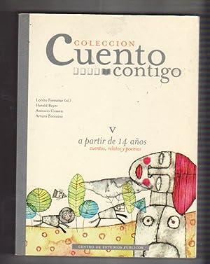 CUENTO CONTIGO V: A PARTIR DE 14: FONTAINE, LORETO (EDICION)