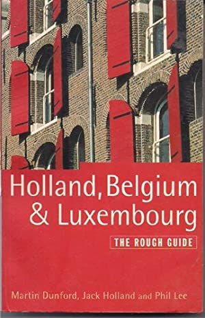 Rough Guide Holland Belgium And Luxembourg
