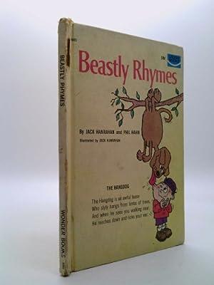 Beastly rhymes, (Laugh books): Hanrahan, Jack