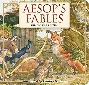 Aesop's Fables: Classic Edition: Aesop, Bearix