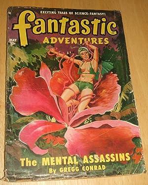 Fantastic Adventures May 1950: Edited by Howard