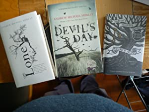 The Loney: Devil's Day; Starve Acre (all signed)