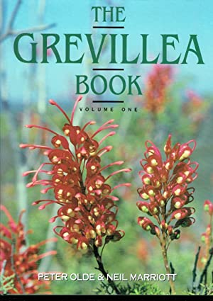 The Grevillea Book. Volume One, Two and: Olde, Peter and