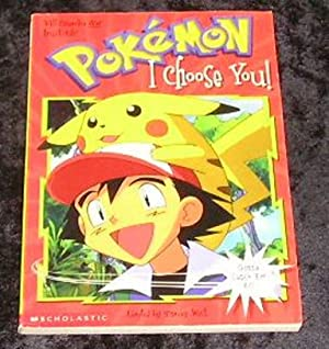 Pokemon I Choose You: Tracey West