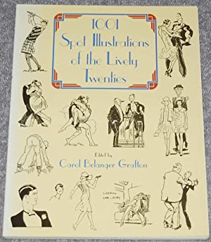 1001 Spot Illustrations of the Lively Twenties (Dover Pictorial Archive Series)